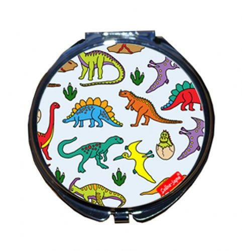Selina-Jayne Dinosaurs Limited Edition Compact Mirror